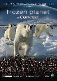 Cover George Fenton - Frozen Planet In Concert [DVD]